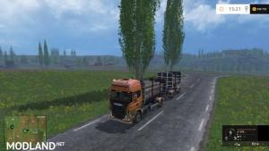 Scania 730 and Trailers Megapack v 2.0, 9 photo