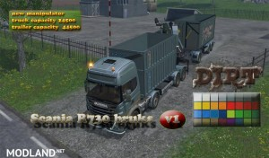 Scania R730 Bruks, 4 photo