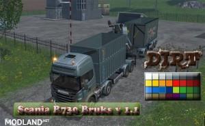 Scania R730 Bruks v 2.0, 12 photo