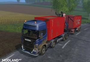 Scania R730 Bruks v 2.0, 15 photo