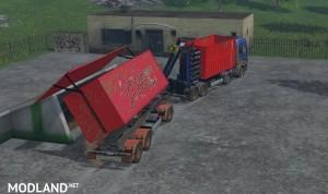 Scania R730 Bruks v 2.0, 1 photo