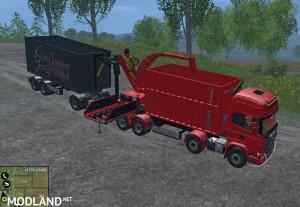 Scania R730 Bruks v 2.0, 2 photo