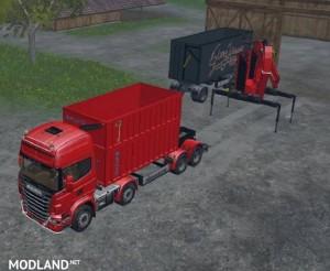 Scania R730 Bruks v 2.0, 5 photo