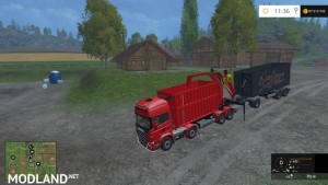 Scania R730 Bruks v 2.0, 17 photo