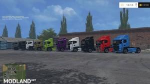 Scania R730 Streamline v 1.0