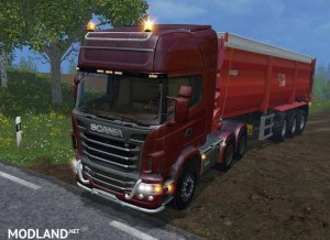 Scania R730 Top Line, 1 photo