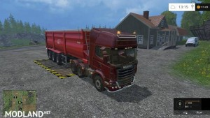 Scania R730 Top Line, 5 photo