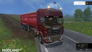 Scania R730 Top Line, 8 photo