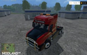 Scania T164 3 Axles, 7 photo