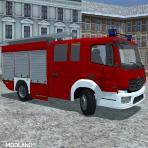 LF10 Mercedes Benz Atego