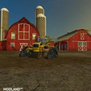 Rogator Rowtrac Sprayer v 1.0, 1 photo
