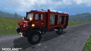 Unimog U5023 Pack v 1.0