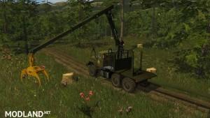 Ural 4320 Forestry Set v 1.1, 13 photo
