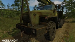 Ural 4320 Forestry Set v 1.1, 3 photo