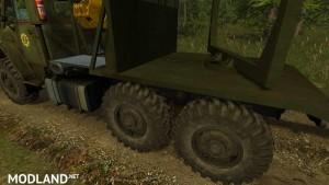 Ural 4320 Forestry Set v 1.1, 5 photo