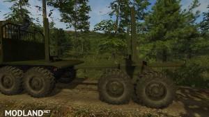 Ural 4320 Forestry Set v 1.1, 6 photo