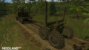 Ural 4320 Forestry Set v 1.1, 8 photo