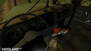 Ural 4320 Forestry Set v 1.1, 9 photo