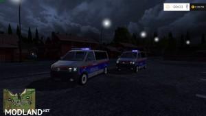 VW T5 police Austria v 2.0, 5 photo