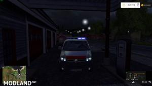 VW T5 police Austria v 2.0, 6 photo