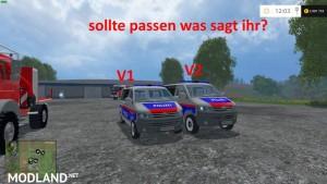 VW T5 police Austria v 2.0, 3 photo
