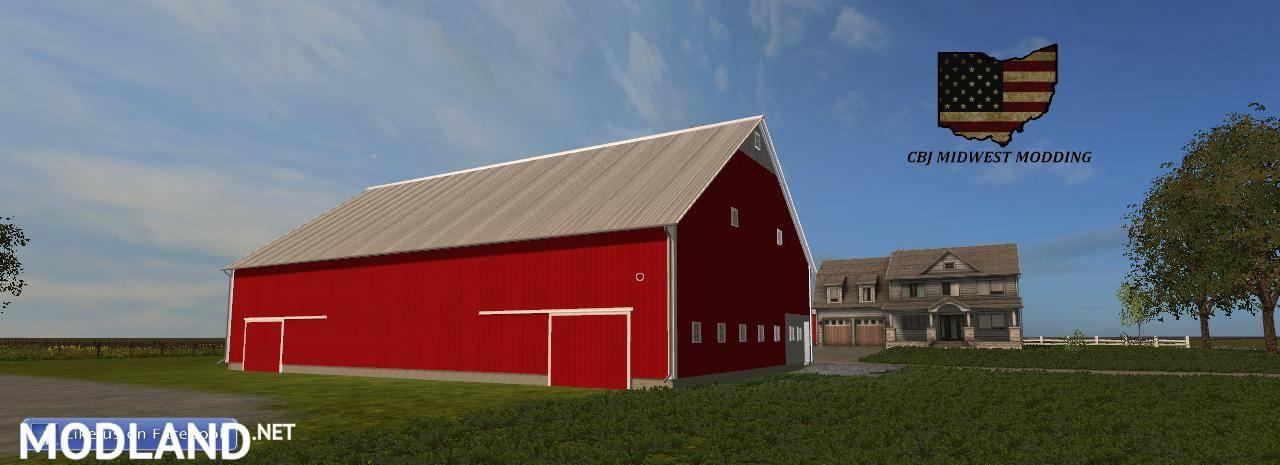 50x80 Barn V 1 0 Mod Farming Simulator 17