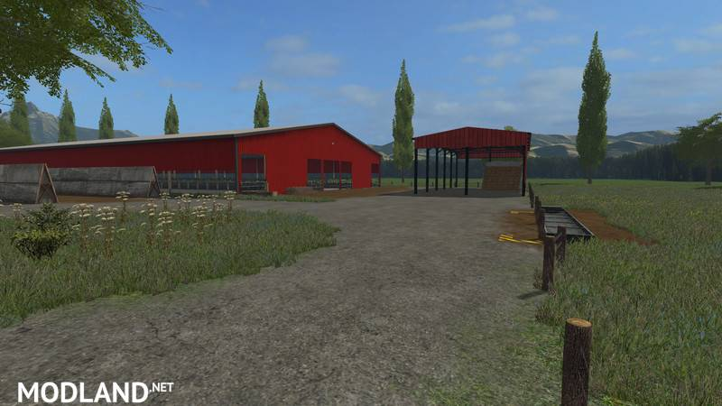 Farming Simulator 17 American Map.American Farm Map V 1 0 Mod Farming Simulator 17