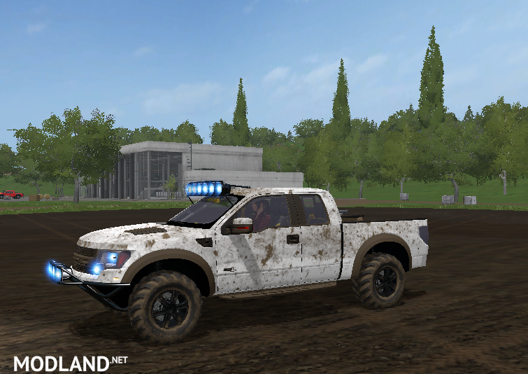 Ford Raptor Mod Farming Simulator 17