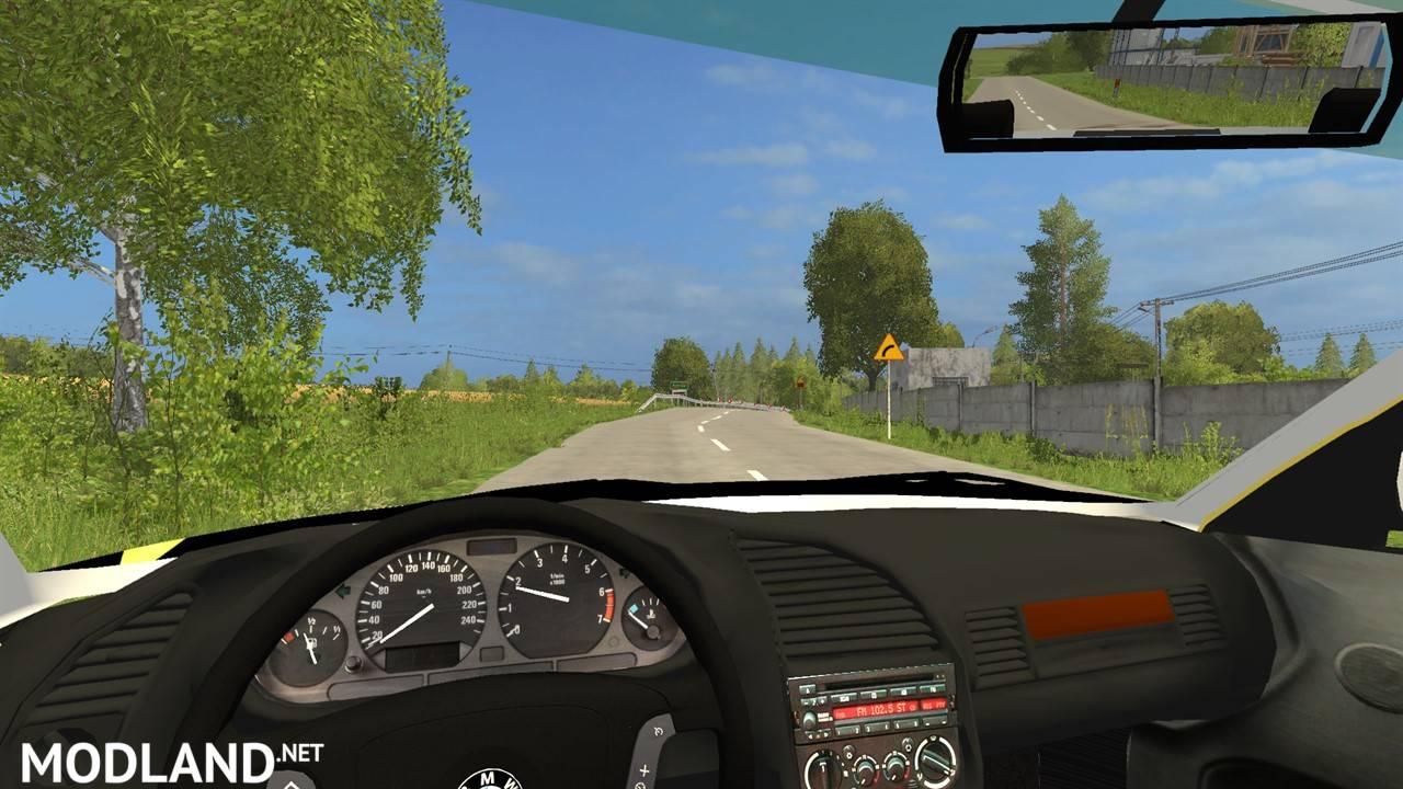 Bmw 320i E36 V 1 0 Mod Farming Simulator 17