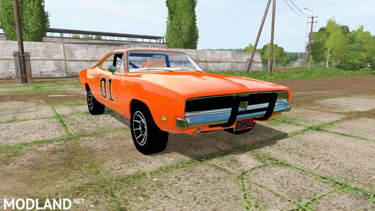 General Lee 1969 Dodge Charger