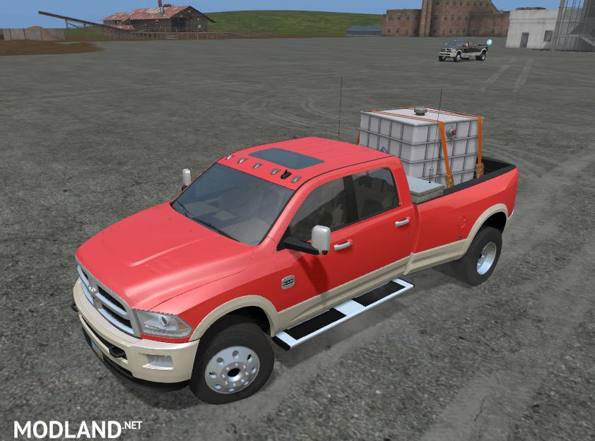 Dodge Ram 3500 autoload