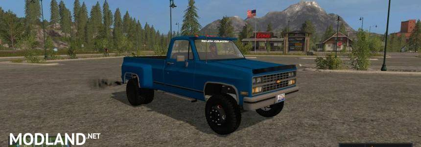 CHEVY K30 (REAL CREDITS)