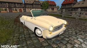Wartburg 311 Cabrio v 1.0