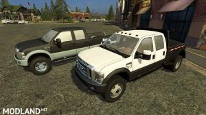 Ford F350 Super Duty v 1.0