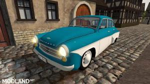 Wartburg 311 Limousine v 1.0