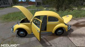 VW Beetle 1966 IC v 1.0, 4 photo