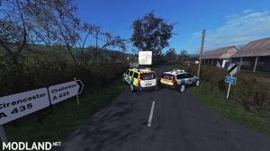 Irish Garda/Police Pack For FS17, 6 photo