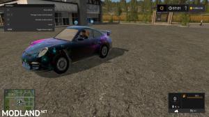 Porsche911 GT2 SpaceSkin