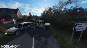 Irish Garda/Police Pack For FS17, 3 photo