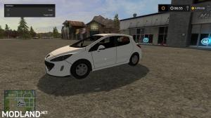 Peugeot 308 White Edition