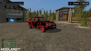 Dacia Logan Red Electric