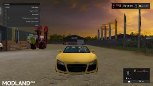 Audi R8 V10 Spyder v2, 4 photo