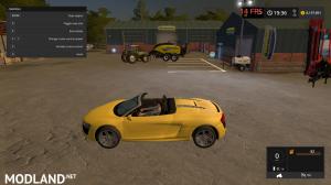 Audi R8 V10 Spyder v2, 5 photo