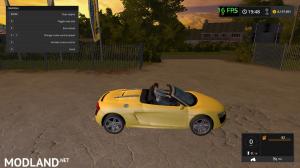 Audi R8 V10 Spyder v2, 8 photo