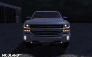 Chevrolet Silverado Z71 2016, 2 photo