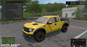 Ford F-150 Raptor autoload v 2.0, 1 photo
