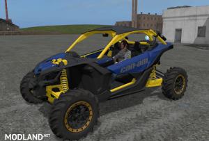 Can-Am Maverick X3 turbo, 1 photo