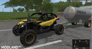 CAN-AM MAVERICK X3 turbo, 3 photo