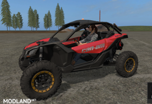 CAN-AM MAVERICK X3 turbo - External Download image
