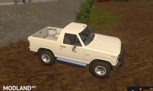 ford bronco, 1 photo